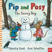 Link to an enlarged image of Pip and Posy: the Snowy Day (Pip and Posy) -- Paperback / softback