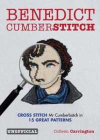 Link to an enlarged image of Benedict Cumberstitch : Crossstitch Mr Cumberbatch in 15 Great Patterns