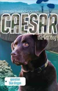 Link to an enlarged image of Operation Blue Dragon (Caesar the War Dog)
