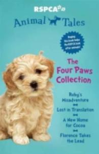 Link to an enlarged image of The Four Paws Collection (Rspca Animal Tales)