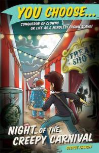 Link to an enlarged image of You Choose #5: Night Of The Creepy Carnival