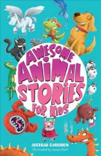 Link to an enlarged image of Awesome Animal Stories for Kids