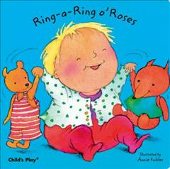 Link to an enlarged image of Ring-a-Ring O'Roses (Baby Board Books)