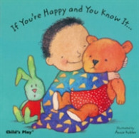 Link to an enlarged image of If You're Happy and You Know It (Baby Boardbooks) (BRDBK)