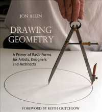 Link to an enlarged image of Drawing Geometry : A Primer of Basic Forms for Artists, Designers, and Architects