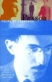 Link to an enlarged image of Poems of Fernando Pessoa (Reprint)