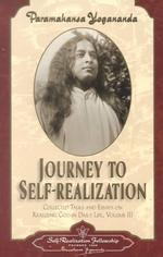 Link to an enlarged image of Journey to Self-Realization : Collected Talks and Essays on Realizing God in Daily Life <3>