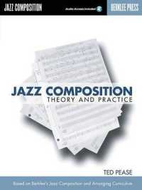 Link to an enlarged image of Jazz Composition : Theory and Practice (Paperback + Spoken Word Compact Disc)