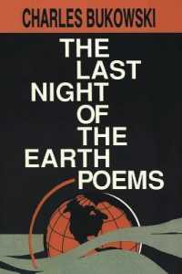 Link to an enlarged image of The Last Night of the Earth Poems