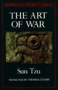 Link to an enlarged image of The Art of War (Shambhala Pocket Classics) (Reprint)