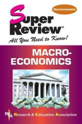 Link to an enlarged image of Super Review : Macroeconomics : All You Need to Know! (Super Reviews)