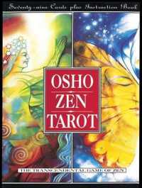 Link to an enlarged image of Osho Zen Tarot Deck And Book Set