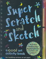Link to an enlarged image of Super Scratch & Sketch (Scratch & Sketch)