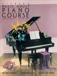 Link to an enlarged image of Alfred's Basic Adult Piano Course : Lesson Book, Level One/2236