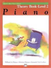 Link to an enlarged image of Alfred's Basic Piano Library Theory Book : Level 2