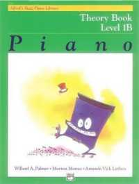 Link to an enlarged image of Alfred's Basic Piano Library : Theory Book Level 1B