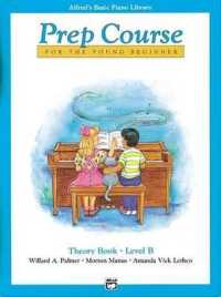 Link to an enlarged image of Alfred's Basic Piano Library : Prep Course Theory Book Level B