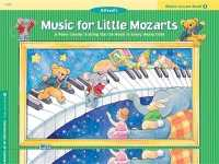 Link to an enlarged image of Alfred's Music for Little Mozarts, Music Lesson Book 2 (Alfred's Music for Little Mozarts)