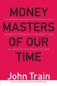 Link to an enlarged image of The Money Masters of Our Time (Reprint)