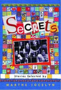 Link to an enlarged image of Secrets : Stories Selected by Marthe Jocelyn