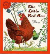 Link to an enlarged image of The Little Red Hen (Paul Galdone Classics) (Reprint)