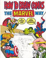 """Link to an enlarged image of How to Draw Comics the """"marvel"""" Way -- Paperback / softback"""