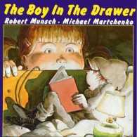 Link to an enlarged image of The Boy in the Drawer (Munsch for Kids) (Revised)