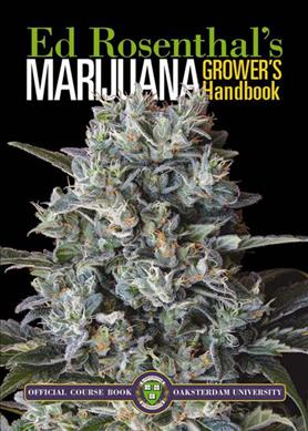 Link to an enlarged image of Marijuana Grower's Handbook : Ask Ed Edition
