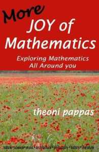 Link to an enlarged image of More Joy of Mathematics : Exploring Mathematics All around You