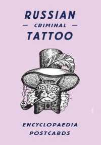 Link to an enlarged image of Russian Criminal Tattoo Encyclopaedia Postcards (BOX POS)