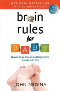 Link to an enlarged image of Brain Rules for Baby : How to Raise a Smart and Happy Child from Zero to Five (2nd Updated Expanded)