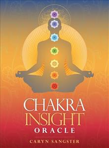 Link to an enlarged image of Chakra Insight Oracle : A Transformational 49-card Deck -- Mixed media product