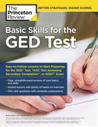 Link to an enlarged image of The Princeton Review Basic Skills for the GED Test (Basic Skills for the Ged Test (Princeton Review)) (CSM)