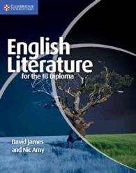 Link to an enlarged image of English Literature for the IB Diploma