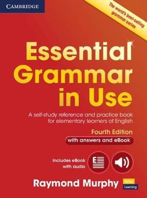 Books kinokuniya english grammar in use with answers a self study essential grammar by murphy raymond fandeluxe Images
