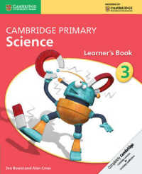 Link to an enlarged image of Cambridge Primary Science Stage 3 Learner's Book (CSM)