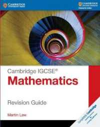 Books Kinokuniya: Mathematics for Cambridge IGCSE Revision
