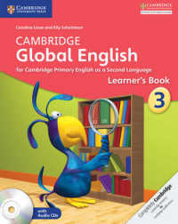 Link to an enlarged image of Cambridge Global English Learner's Book 3 (Paperback + Spoken Word Compact Disc)