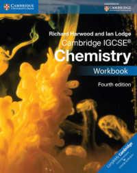 Link to an enlarged image of Cambridge Igcse Chemistry Workbook (Cambridge International Examinations) (4th)