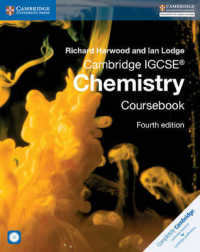 Link to an enlarged image of Cambridge IGCSE Chemistry Coursebook (Cambridge International Examinations) (4th Paperback + CD-ROM)