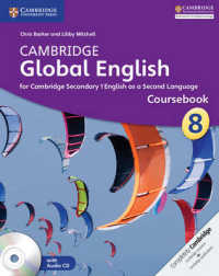 Link to an enlarged image of Cambridge Global English Stage 8 Coursebook : For Cambridge Secondary 1 English as a Second Language (Cambridge International Examinations) (Paperback + Spoken Word Compact Disc)