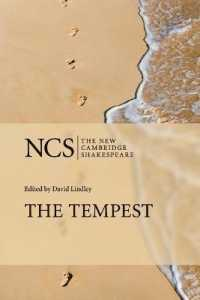 Link to an enlarged image of The Tempest (New Cambridge Shakespeare) (Updated)