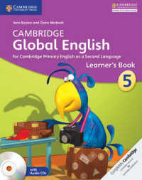 Link to an enlarged image of Cambridge Global English Learner's Book 5 (ACT CSM PA)