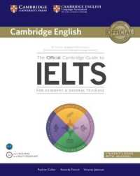 Link to an enlarged image of The Official Cambridge Guide to IELTS with Answers : For Academic & General Training (CSM Paperback + DV)