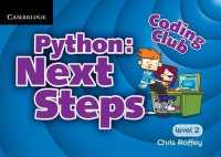 Link to an enlarged image of Python : Next Steps, Level 2 (Coding Club) (Spiral)