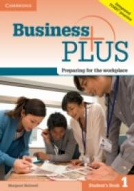 Link to an enlarged image of Business Plus Level 1 Student's Book.