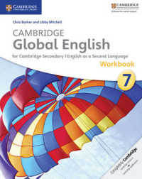Link to an enlarged image of Cambridge Global English 7 : For Cambridge Secondary 1 English as a Second Language (Cambridge Global English) (CSM Workbook)