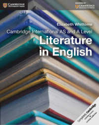 Link to an enlarged image of Cambridge International AS and a Level Literature in English