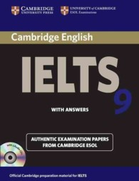 Link to an enlarged image of Cambridge Ielts 9 Self-study Pack. (Paperback + Spoken Word Compact Disc)