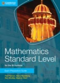 Link to an enlarged image of Mathematics Standard Level for Ib Diploma Exam Preparation Guide (Ib Diploma)